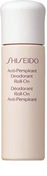 Shiseido Deodorants Anti-Perspirant Deodorant Roll-On Antitranspirant-Deoroller