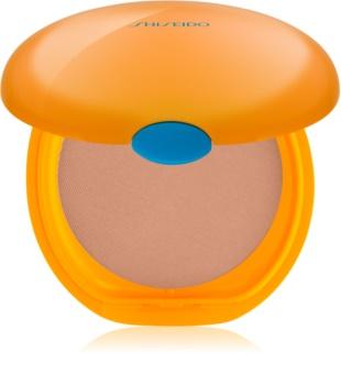 Shiseido Sun Care Tanning Compact Foundation Kompakt-Foundation SPF 6