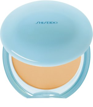 Shiseido Pureness Matifying Compact Oil-Free Foundation συμπαγές μεικ απ SPF 15
