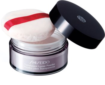 Shiseido Translucent Loose Powder δαφανή πούδρα σε σκόνη