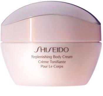 Shiseido Global Body Care Replenishing Body Cream feszesítő testkrém