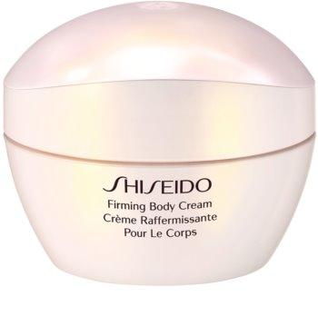 Shiseido Global Body Care Firming Body Cream Kiinteyttävä Vartalovoide Kosteuttavan Vaikutuksen Kanssa