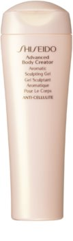 Shiseido Global Body Care Advanced Body Creator gel suavizante anticelulite