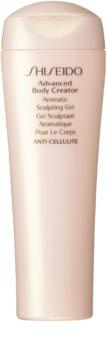 Shiseido Global Body Care Advanced Body Creator glättendes Gel gegen Zellulitis