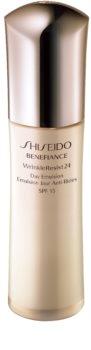 Shiseido Benefiance WrinkleResist24 Day Emulsion emulsión antiarrugas SPF 15