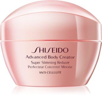 Shiseido Body Advanced Body Creator zeštíhlující tělový krém proti celulitidě