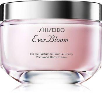Shiseido Ever Bloom Body Cream Bodycrème  voor Vrouwen