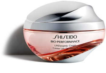Shiseido Bio-Performance LiftDynamic Cream ανυψωτική κρέμα για ολοκληρωμένη αντιρυτιδική προστασία