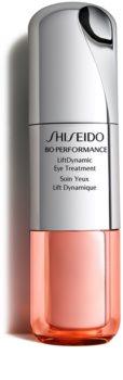 Shiseido Bio-Performance LiftDynamic Eye Treatment crema antiarrugas para contorno de ojos  con efecto reafirmante