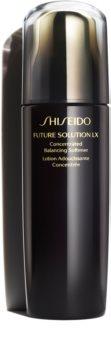Shiseido Future Solution LX Concentrated Balancing Softener čisticí pleťová emulze