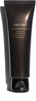Shiseido Future Solution LX Extra Rich Cleansing Foam čisticí pleťová pěna