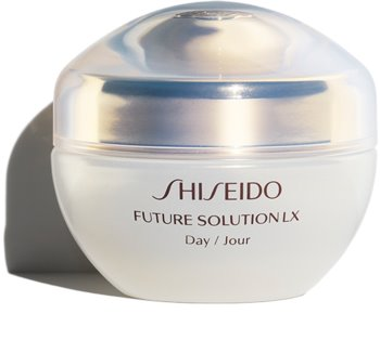 Shiseido Future Solution LX Total Protective Cream dnevna zaščitna krema SPF 20
