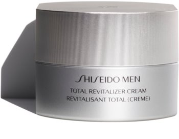 Shiseido Men Total Revitalizer Cream crème revitalisante et rénovatrice anti-rides