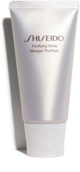 Shiseido Generic Skincare Purifying Mask čisticí maska proti lesknutí pleti a rozšířeným pórům