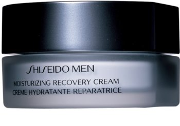 Shiseido Men Moisturizing Recovery Cream Fugtgivende og lindrende creme Aftershave