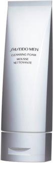 Shiseido Men Face Cleanser нежна почистваща пяна за всички типове кожа на лицето