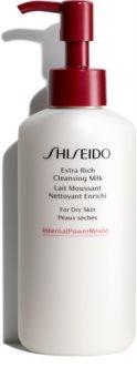 Shiseido Generic Skincare Extra Rich Cleansing Milk lait nettoyant visage pour peaux sèches