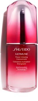 Shiseido Ultimune Power Infusing Concentrate energizující a ochranný koncentrát na obličej