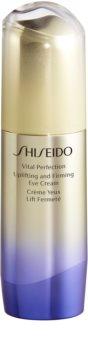Shiseido Vital Perfection Uplifting & Firming Eye Cream zpevňující oční krém proti vráskám
