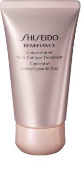 Shiseido Benefiance Concentrated Neck Contour Treatment Anti-Falten und Regenerationscreme für Hals und Dekolleté