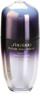 Shiseido Future Solution LX sérum iluminador para unificar a cor do tom de pele