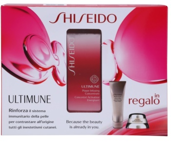 Shiseido Ultimune coffret I.