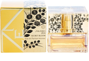 Shiseido Zen Secret Bloom Intense Eau de Parfum para mulheres 50 ml
