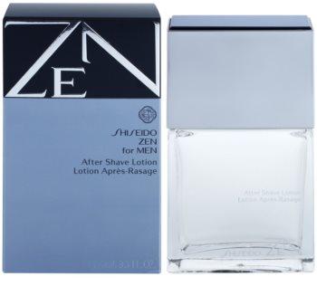 Shiseido Zen for Men loción after shave para hombre 100 ml