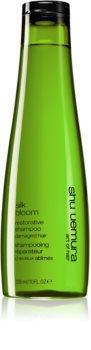 Shu Uemura Silk Bloom Hiustenpesuaine Vaurioituneille Värjätyille Hiuksille
