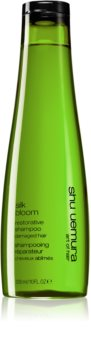 Shu Uemura Silk Bloom šampon pro poškozené barvené vlasy