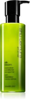 Shu Uemura Silk Bloom balsam pentru par deteriorat si vopsit