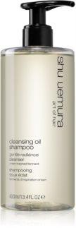 Shu Uemura Cleansing Oil Shampoo olejový šampón pre citlivú pokožku hlavy