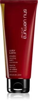 Shu Uemura Color Lustre Regenererande mask för blont hår