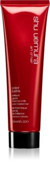 Shu Uemura Color Lustre loção nutritiva termo-protetora para cabelo pintado