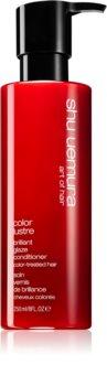 Shu Uemura Color Lustre balsam pentru protecția culorii