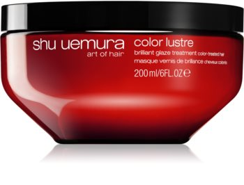 Shu Uemura Color Lustre máscara para proteção da cor