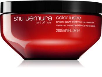 Shu Uemura Color Lustre маска  за защита на цветовете