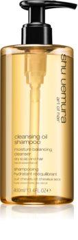 Shu Uemura Cleansing Oil Shampoo Puhdistava Öljy Hiustenpesuaine Herkälle Päänahalle