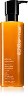 Shu Uemura Urban Moisture condicionador para cabelo seco
