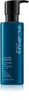 Shu Uemura Muroto Volume balsam pentru păr fin cu efect de volum