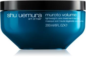 Shu Uemura Muroto Volume masque pour le volume des cheveux