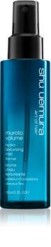 Shu Uemura Muroto Volume spray de texturare cu efect de hidratare