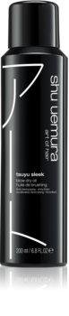 Shu Uemura Styling tsuyu dry Trocken-Ölspray für ein schnelleres Föhn-Styling