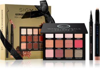 Sigma Beauty Georgeous Gaze Trio coffret cadeau pour femme