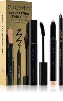 Sigma Beauty Everlasting Eyes Trio kosmetická sada pro ženy
