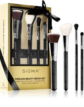 Sigma Beauty Timeless Beauty Brush Set set perii machiaj
