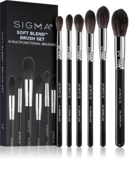Sigma Beauty SOFT BLEND ™ комплект четки  за жени