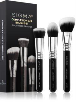 Sigma Beauty Complexion Air Brush Set kit de pinceaux