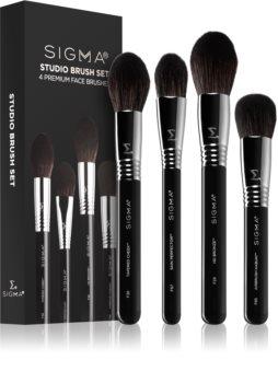 Sigma Beauty Studio Brush Set kit de pinceaux (pour femme)