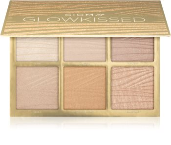 Sigma Beauty Glowkissed Highlight Palette Highlighter-Palette